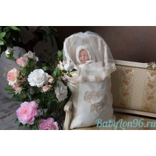 Комплект на выписку  164 Лето Принцесса 6пр купить в Екатеринбурге