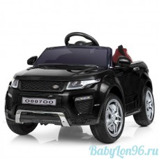 Детский электромобиль Range O007OO VIP чёрный