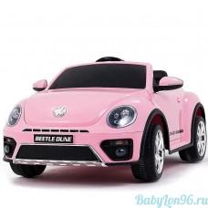 Электромобиль Volkswagen Juke T001TT (розовый)