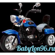 Детский электромобиль TR1501 синий