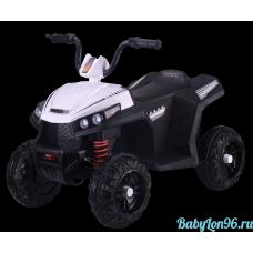 Детский электромобиль Квадроцикл S601 белый