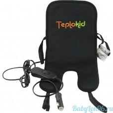Автомобильная обогрев-подстилка Teplokid 45*20 чёрный
