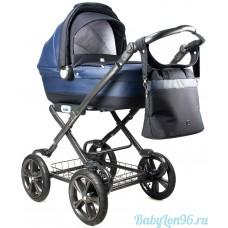 Коляска детская CAM Linea Sport цвет 314 синий