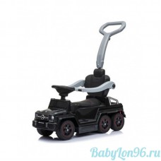 Детская каталка Mercedes A010AA-H чёрный